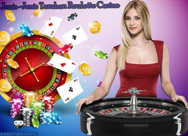 Jenis -Jenis Dan Cara Dalam Bermain Game Casino Roulette